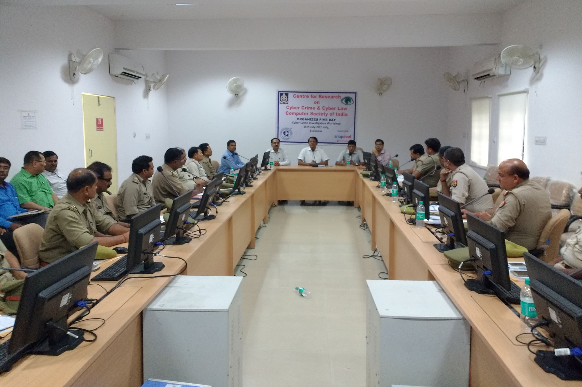 Police Training on Cyber Crime Investigation   Cyber Law